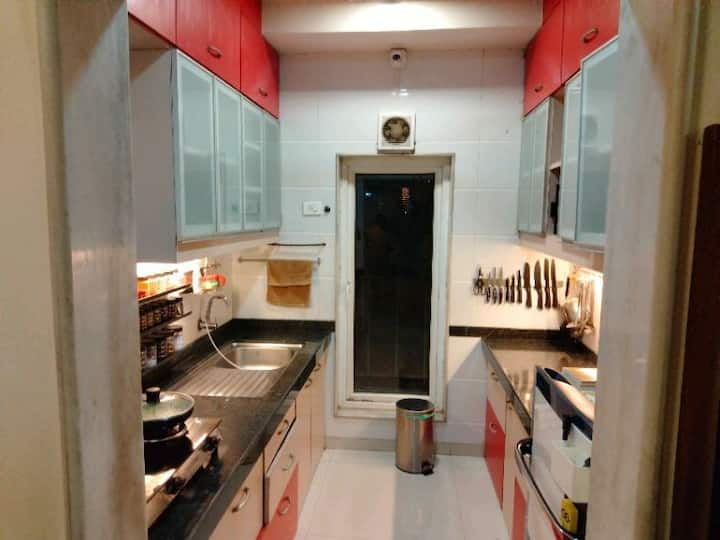 Top notch Hygiene & features, Private room Chembur