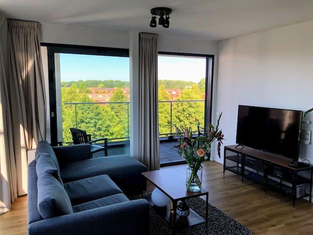 Eigen appartement op 4e etage in centrum Almere!