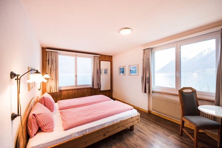 Lakefront Apartment Brienzersee