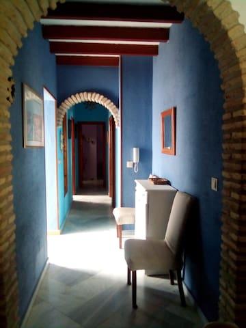 """Casa Centro Histórico """"La Giralda del Puerto"""""""
