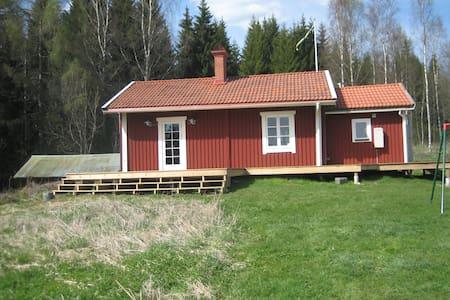 Lovely cottage in Bergslagen - Hällefors N