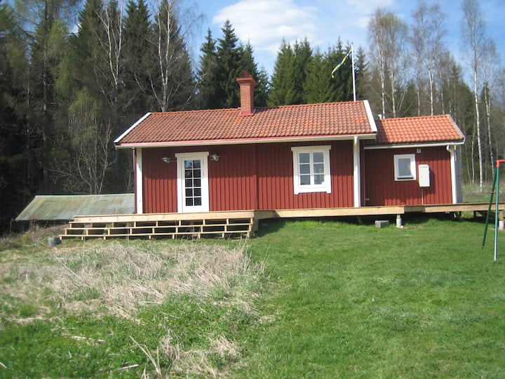 Lovely cottage in Bergslagen