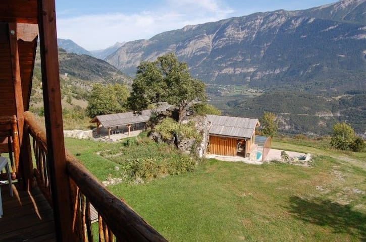 Ferme Des Ecrins Edelweiss Piscine Et Spa L Ete Apartments For