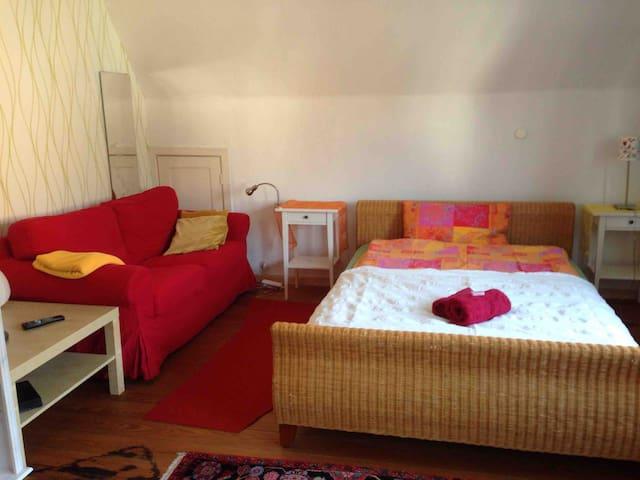 Helles 30 qm Zimmer im EFH in Bergedorf
