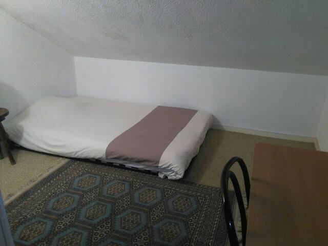 Petite chambre au cœur des Deux Alpes - Vénosc - Lägenhet