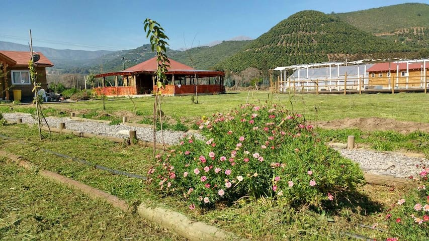 Cabaña en Domos La Campana Ocoa - Hijuelas