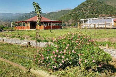 Cabaña en Domos La Campana Ocoa - Hijuelas - Haus