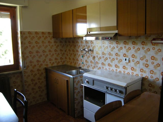 2 Bed apartment in Albareto - Case Mirani - Appartement