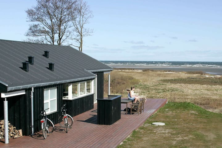 Restful Holiday Home in Hadsund with Whirlpool