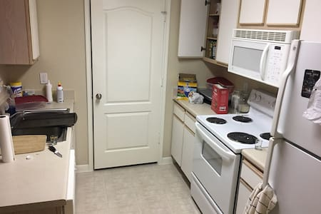 Clean place with washer and dryer - Jersey Village - Apartemen