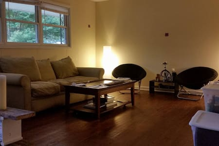 NW Raleigh Secluded Studio Duplex - Raleigh