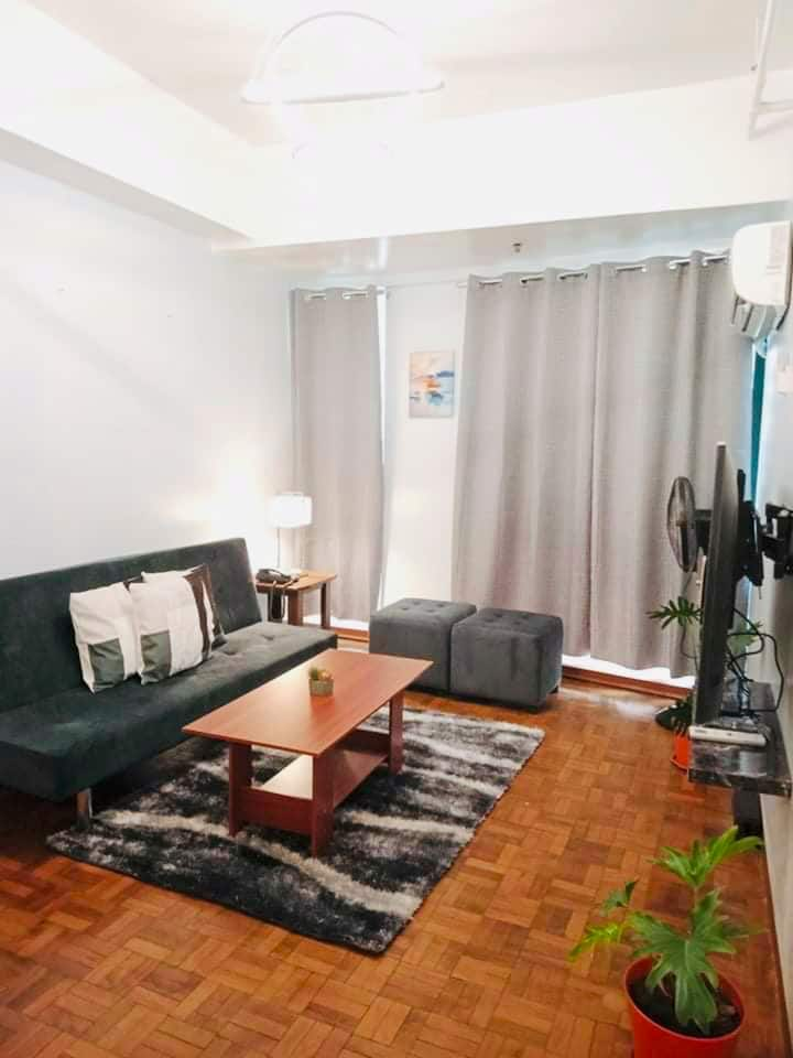 1 Bedroom Suite in Makati with Wifi