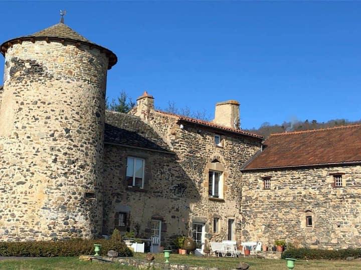 Le château de Rentières