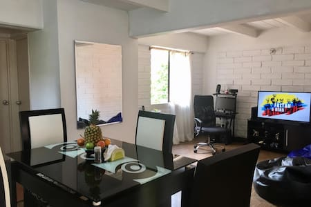 Apartamento Amoblado Con Habitación Privada
