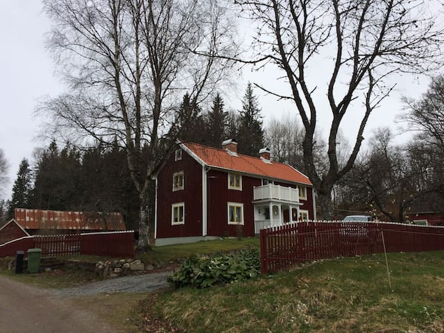 Småländsk idyll - Linneryd - Vakantiewoning