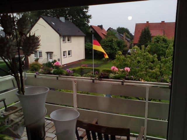 Ferienwohnung Fecke Rietberg - Rietberg - Apartamento