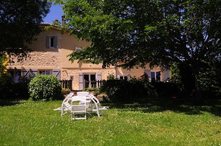 La Métairie près de Bordeaux
