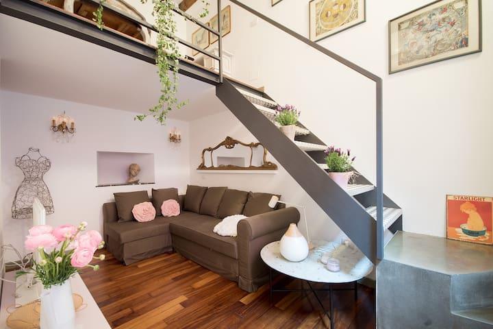 ROMANTIC LOFT Frisi8 MILAN Center - Milano - Apartment