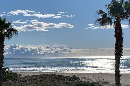 Primera linea de playa apartamentos SOL DOR