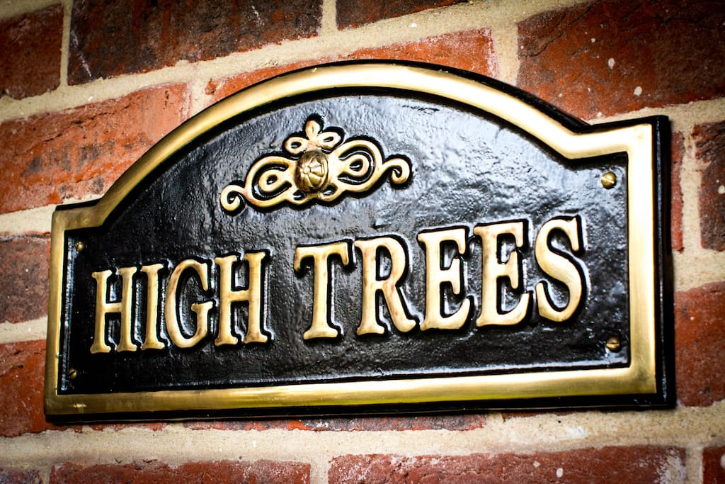 Welcome to High Trees