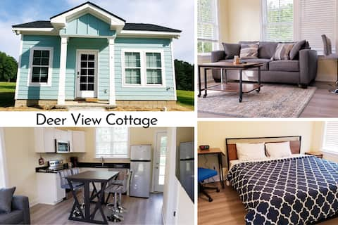 Deer View Cottage on 16 Acres, No Fee for Pets