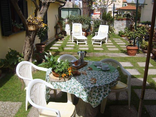 'Dépendance'  Casa Laura