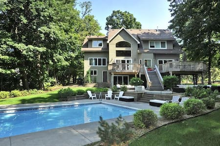 Executive Ryder Cup Home on Lake Minnetonka! - Appartement