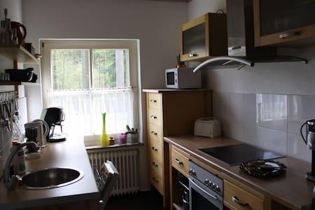Großzügige Wohnung in Bommelsen - Bomlitz