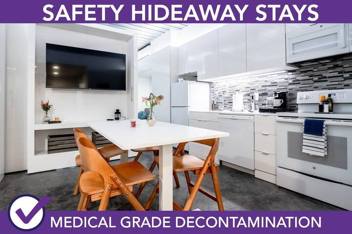 Safety Hideaway - Medical Grade Clean Home 117