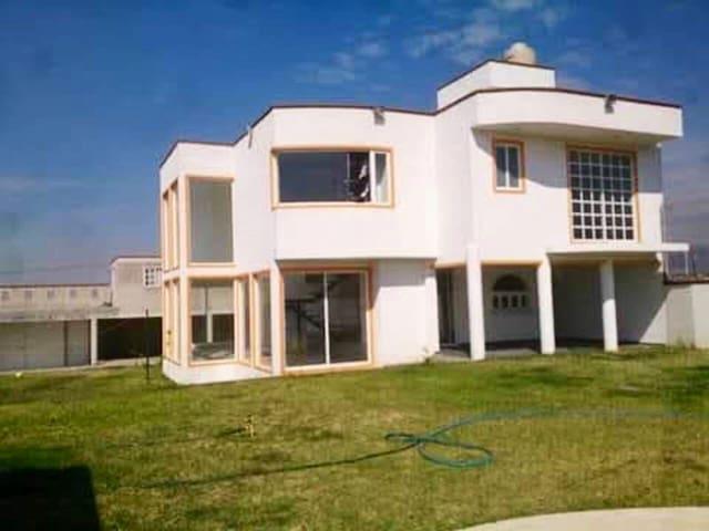 Casa familiar para convivir a 15 min Oaxtepec