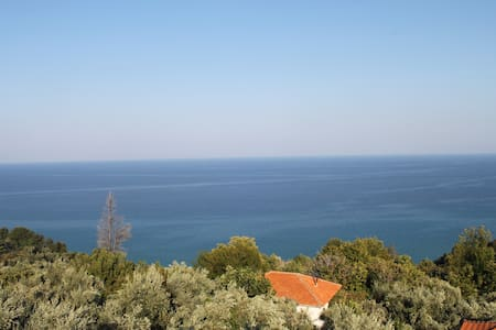 Orlys' mini Suit facing the Aegean - Zagora - 其它