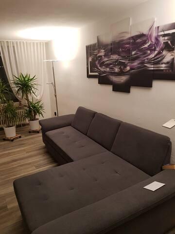 Ein nettes wunderschönes  Appartement  in Erlangen