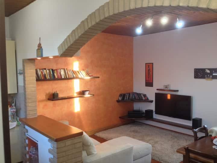 Appartamento tranquillo, moderno e confortevole