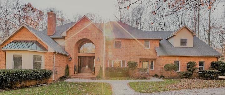 Annapolis Area Estate Home