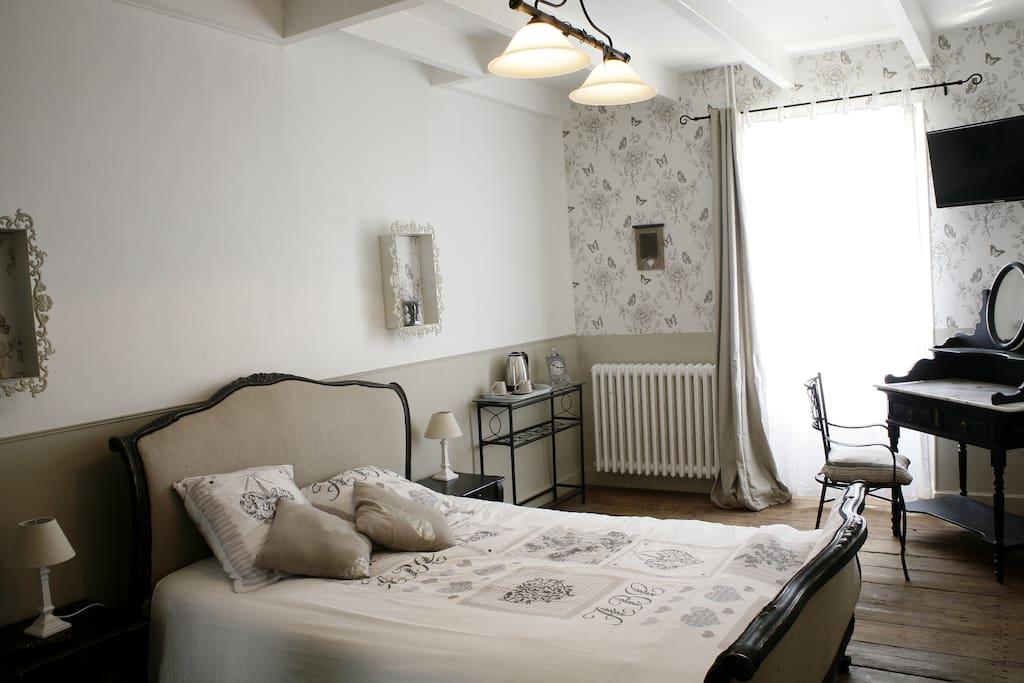 chambre double suite familiale