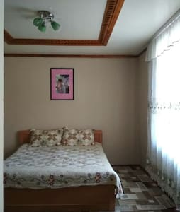 A room in the heart of Osh