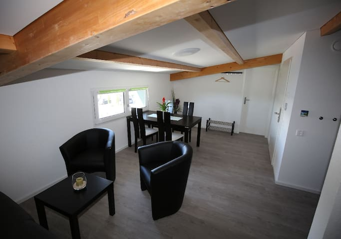 BeachIN - 3-Zimmer Appartment - max. 6 Personen