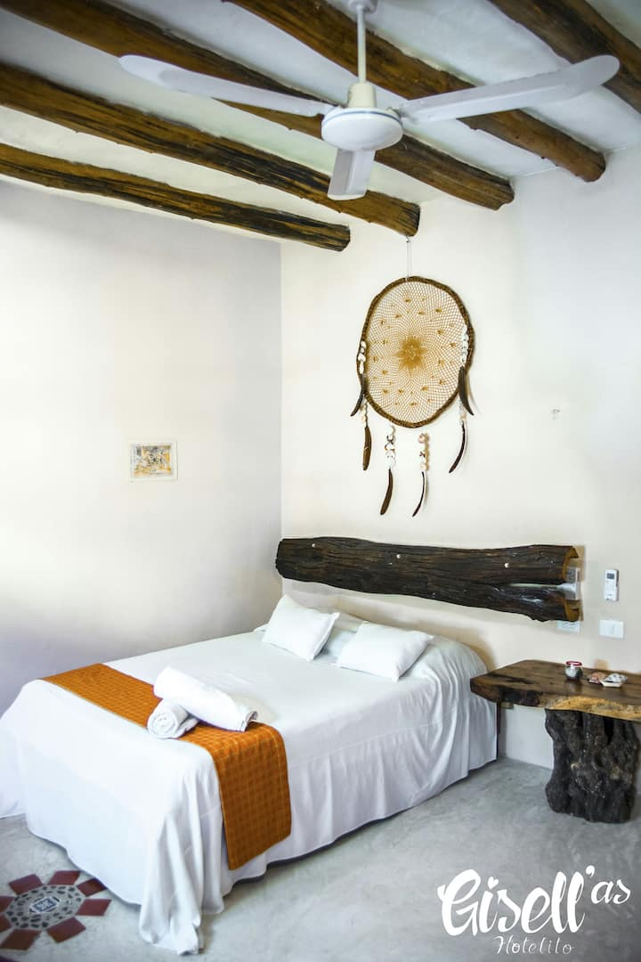 Hotelito Gisell'as - Habitación Tanché