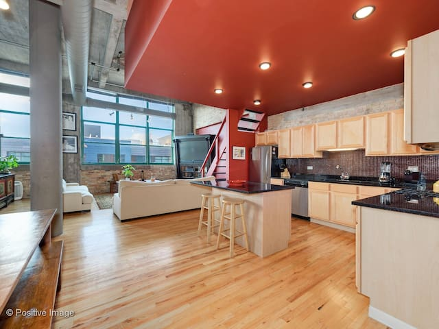 ★Your dreamy 3bd Loft | Voted #1 best location★