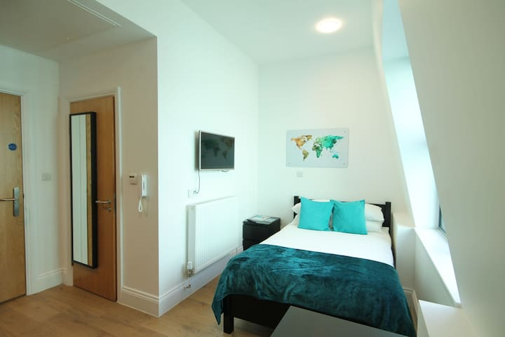 City Centre Apartment in Listed Building  -Apt 53 - Pink Lane - The Bruce Building