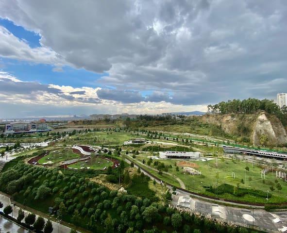 Increíble Vista Parque La Mexicana; Top Amenidades