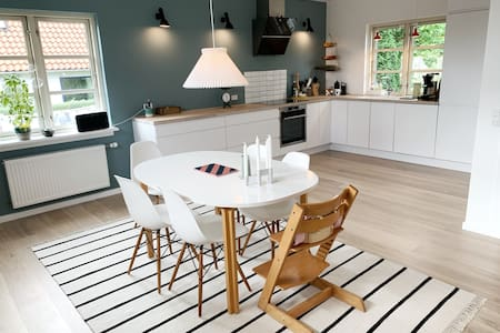 Cozy and family friendly house close to CPH