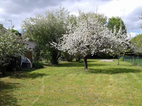 Bernouville : maison au coeur du Vexin Normand.