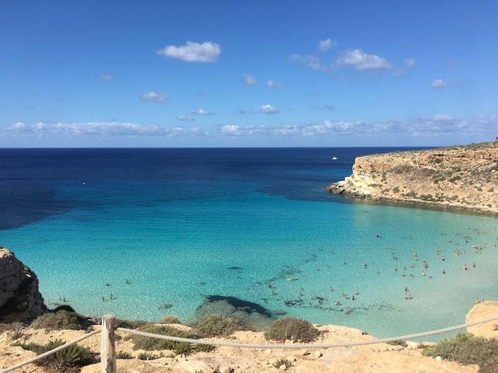 La Tartaruga-Lampedusa