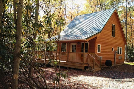 A Cabin Gem in the Poconos - 小屋