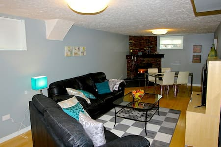 Newly remodeled 1 bed apartment - Hamilton