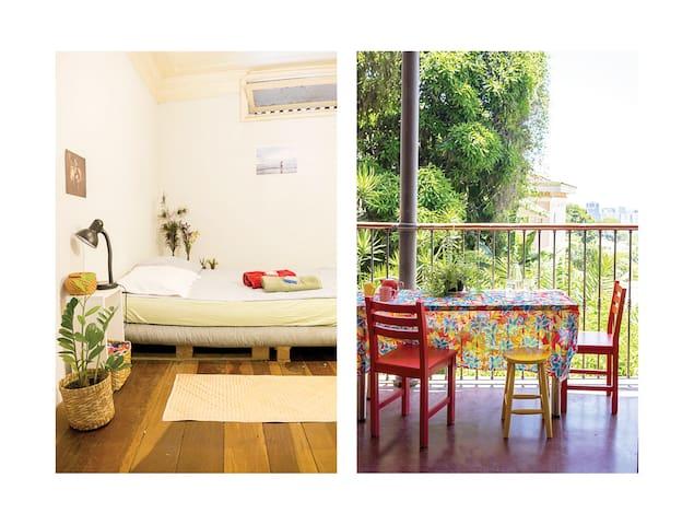 Cozy room in Santa Teresa - Rio de Janeiro - Appartement