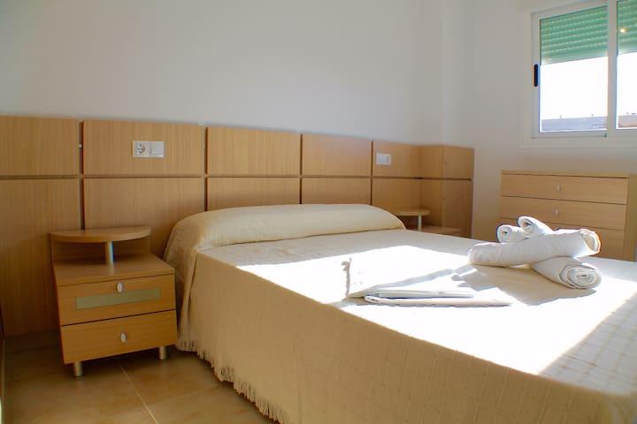 Apartamento en Marina d'or con piscina - Oropesa - Apartemen
