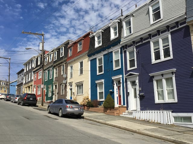 Executive Apartment - Downtown - St. John's