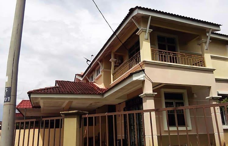 Double storey guest house in Seberang Jaya